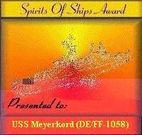 SOS Award